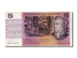 Australie, 5 Dollars Type Sir Joseph Banks - Australië