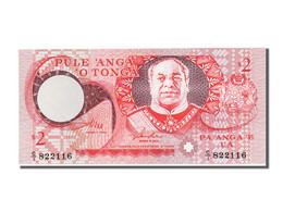 Tonga, 2 Pa'anga Type Taufa'ahau - Tonga