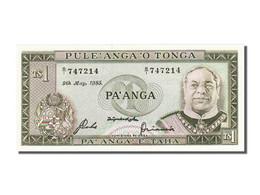Tonga, 1 Pa'anga Type Taufa'ahau - Tonga