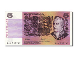 Australie, 5 Dollars Type Sir Joseph Banks - Australie