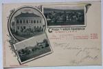 AK ÖSTERREICH NIEDERÖSTERREICH OBERROHRBACH 1902 - Korneuburg
