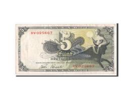 Allemagne, 5 Deutsche Mark 9.12.1948, Pick 13i - [ 7] 1949-… : RFA - Rep. Fed. Tedesca