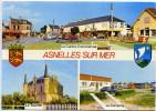 13 - Asnelles-sur-Mer ; Multivues. - France