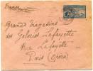 ST PIERRE ET MIQUELON ENTIER POSTAL DEPART ST PIERRE ET MIQUELON ? MARS 22 POUR LA FRANCE  (RRR) - Lettres & Documents