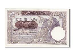 Serbie, 100 Dinara, 1941 - Servië