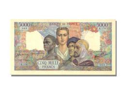 5000 Francs Type Empire Français - 1871-1952 Circulated During XXth