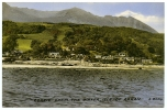 ISLE OF ARRAN : CORRIE FROM THE WATER - Ayrshire