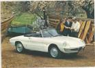 Alfa Romeo Spider 1600 Blanche - Turismo