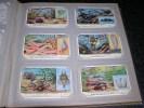 PHENOMENES DE REGRESSION CHEZ LES PARASITES   Liebig  Série Complète De 6 Chromos Trading Cards Chromo - Liebig