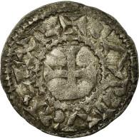 Monnaie, France, Obole, Melle, TTB, Argent, Nouchy:45 - 476-1789 Monnaies Seigneuriales