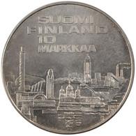 Finlande, République, 10 Markaa - Finlande