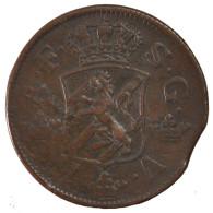 Suède, Adolf Frederik, 2 Ore - Suède