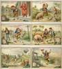 Liebig 1890 Sanguinetti N. 266 La Filosofia Di Grosjean € 85 (Francia E Germania) - Liebig
