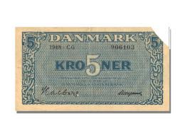 5 Kroner Type 1944-46 - Danemark
