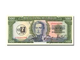 Uruguay, 0,5 Nuevo Peso / 500 Pesos Type Antigas - Uruguay
