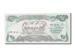 Irak, 25 Dinars, 1990