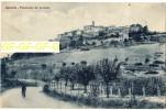 ANCONA -- ARCEVIA -- PANORAMA DA LEVANTE -- - Ancona
