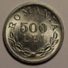 Roumanie Romania Rumänien 500 Lei 1946 AUNC # 1 - Roumanie