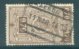 """BELGIE - OBP Nr TR 143 - Cachet  """"EXAERDE Nr 1"""" - (ref. AD-1181) - Chemins De Fer"""