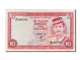 Brunei, 10 Ringgit, 1981 - Brunei