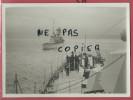 CROISEUR FOCH  PHOTO 1935 TOULON ? MARINE BATEAU MILITARIA