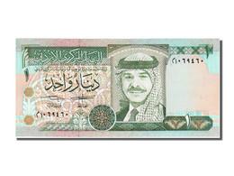 Jordanie, 1 Dinar Type Hussein Ier - Jordanie