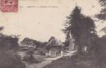 - 50 CPA Amigny - L'Eglise Et Le Chateau - France