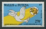 Wallis Und Futuna 1986 Weltposttag Postfrisch - Ungebraucht
