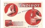 Buvard NOIROT Extraits Végétaux T. NOIROT Avec Ceci Vous Pouvez Faire Cela - Limonades