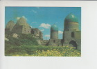 Uzbekistan - Samarkand Schah I Zinda Islam Complex Unused Old Postcard  (re912) - Islam