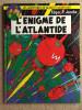 BLAKE ET MORTIMER - L'énigme De L'Atlantide (TTBE) Esso - Blake Et Mortimer