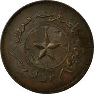 Monnaie, BRUNEI, Cent, 1886, TTB+, Cuivre, KM:3 - Brunei