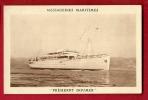MBK-26  Messageries Maritimes, Président Doumer.  Circulé En 1954 - Commerce