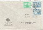 DDR Brief Volkspolizei Kreisamt Schwerin 1977 , Mif. (92)