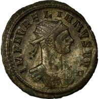Monnaie, Aurelia, Antoninien, SUP, Billon, Cohen:206 - 5. L'Anarchie Militaire (235 à 284)