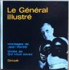 COMPLET > EO (montages De) JEAN HAROLD : LE GÉNÉRAL ILLUSTRÉ - AVEC SON DEPLIANT (Denoël, 1965) - Humour