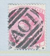 JAMAICA  8  (o)   Wmk 1  CC - Jamaica (...-1961)