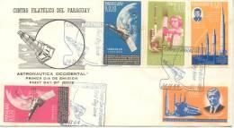 ESPACIO SPACE COSMOS RANGER VII WERNER VON BRAUN SUS COHETES INMENSOS CONQUISTADORES DEL ESPACIO - Paraguay
