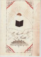 Hungary Ungarn Hungarian Trianon Irredenta 1936 Politics Political Propaganda Reproduction Post Card Postkarte POSTCARD - Evènements