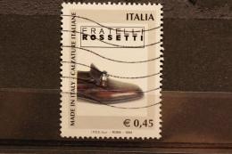 ITALIA USATI 2004 - MADE IN ITALY FRATELLI ROSSETTI - RIF. G 1556 - QUALITA´ LUSSO - 6. 1946-.. Repubblica