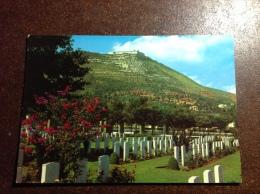 20424 - CASSINO Cimitero Inglese - - Altre Città