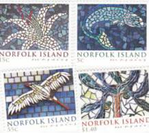 Norfolk Island-2009 Mosaics MNH - Norfolk Island