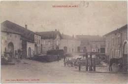 54 - NEUFMAISONS - Meurthe-et-Moselle - Centre Du Village - Neuves Maisons