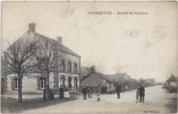 71 - CHARETTE - Saône-et-Loire - Route De Chalon - Michelin Aubergiste - France