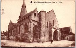 18 SAINT AMAND MONTROND - L'église ---- - Saint-Amand-Montrond
