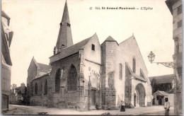 18 SAINT AMAND MONTROND - Vue D'ensemble De L'église - - Saint-Amand-Montrond