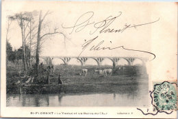 18 SAINT FLORENT SUR CHER - Le Viaduc Et Les Bords Du Cher --- - Saint-Florent-sur-Cher