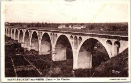 18 SAINT FLORENT SUR CHER - Vue D'ensemble Du Viaduc -- - Saint-Florent-sur-Cher