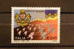 ITALIA USATI 2005 - BRIGATA SASSARI - RIF. G 1565 - QUALITA´ LUSSO - 6. 1946-.. Repubblica
