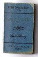 Guide Pratique Conty. 1898. Les Pyrenées. - Toerisme